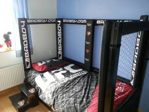 Octagon Bed
